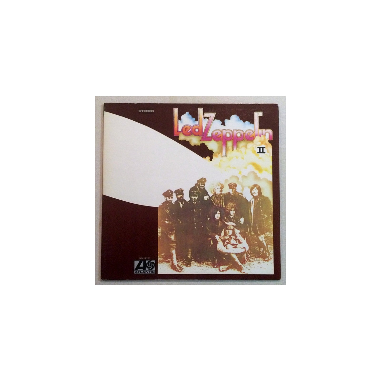 LED ZEPPELIN - LED ZEPPELIN II JIMMY PAGE REMASTERED GATEFOLD 180G VINYL