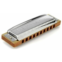 HOHNER BLUES HARMONICA IN KEY G