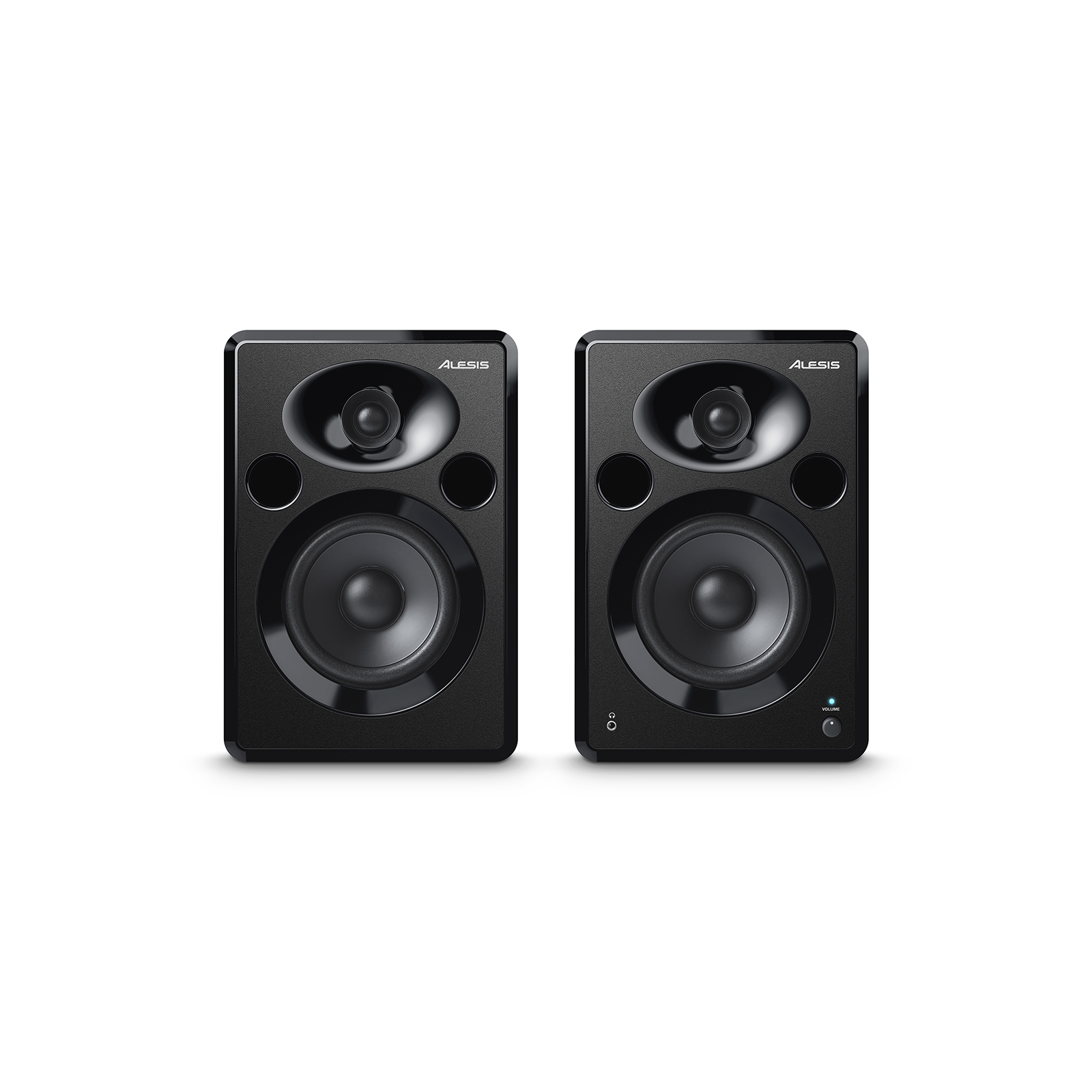 ALESIS ELEVATE 5: 40W ACTIVE STUDIO MONITORS PAIR