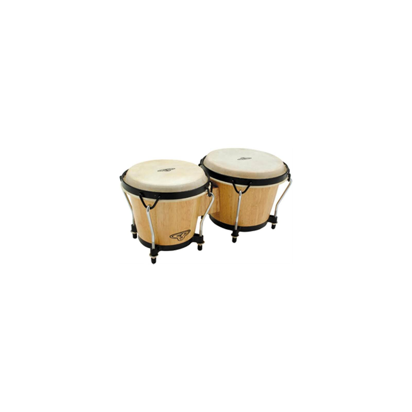 CP BY LP PERCUSSION TRADITIONAL BONGO NATURAL CP221-AW