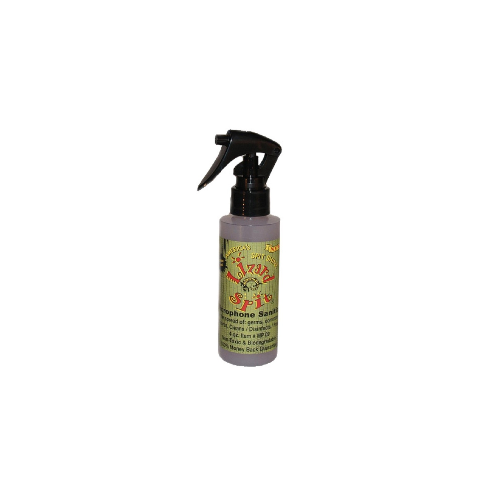 LIZARDSPIT MICROPHONE SANITIZER 120ML