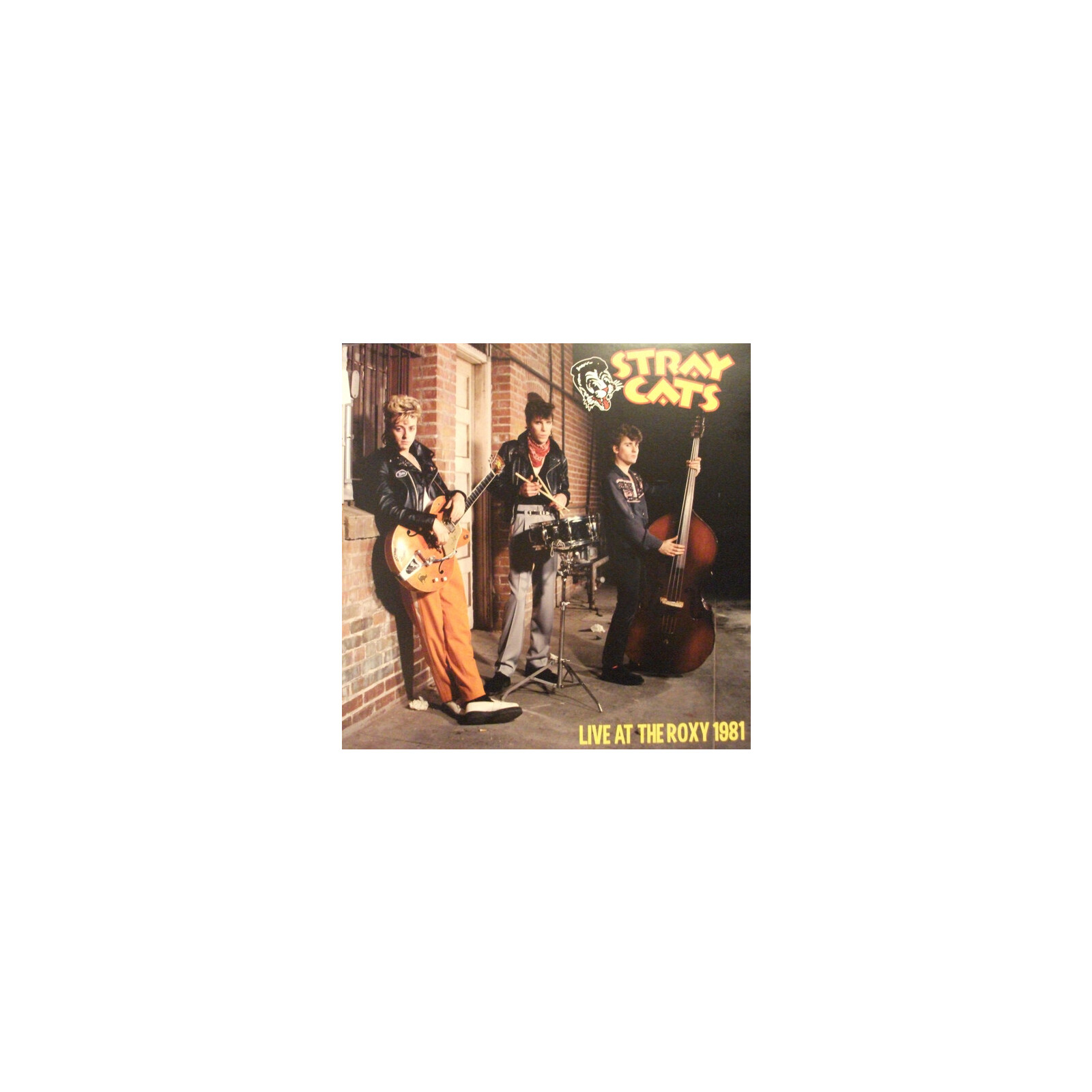 STRAY CATS - ROCKED THIS TOWN: FROM LA TO LONDON 2LP VINYL