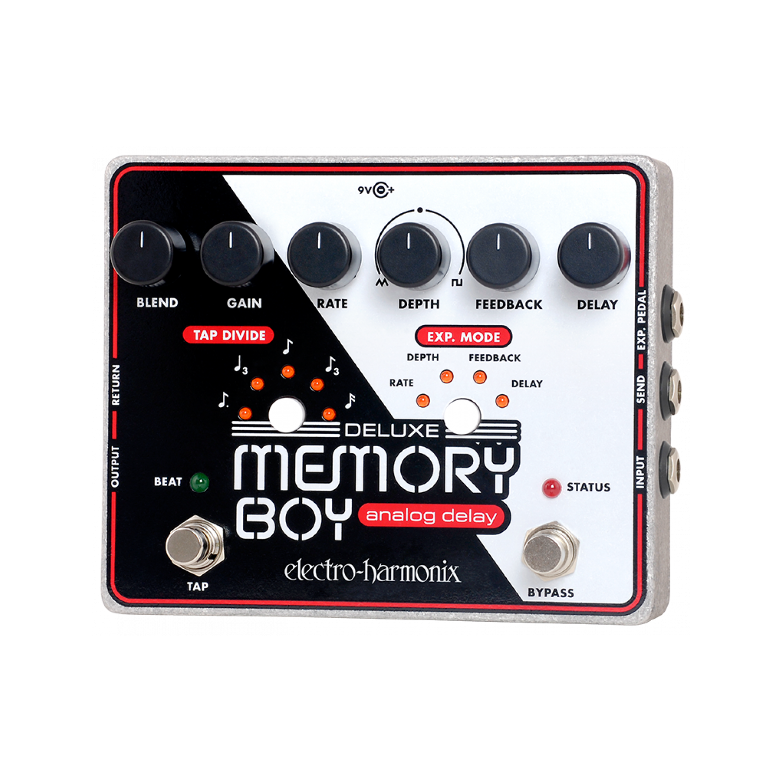 ELECTRO HARMONIX DELUXE MEMORY BOY WITH 240V AU POWER SUPPLY