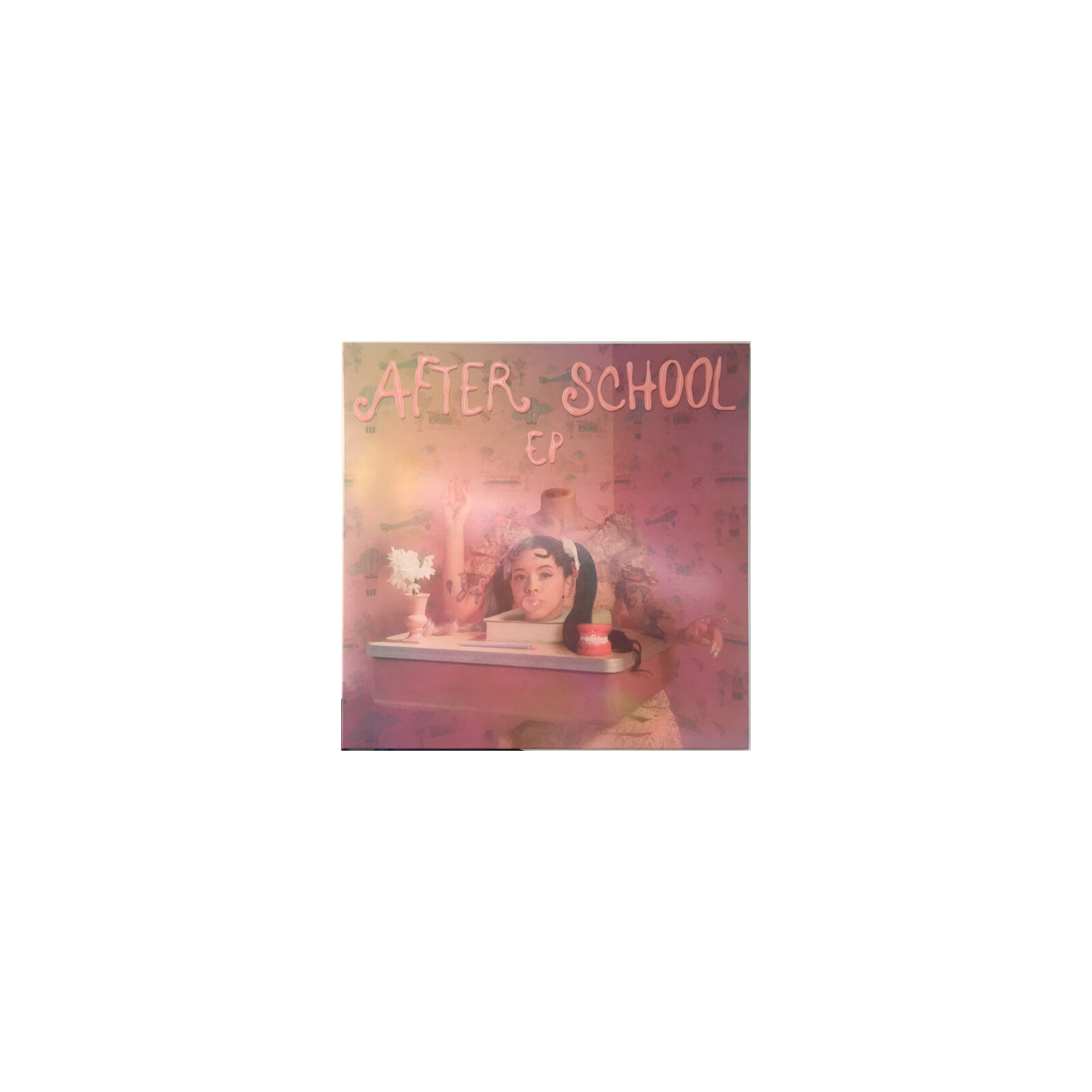 MELANIE MARTINEZ - AFTER SCHOOL BLUE VINYL