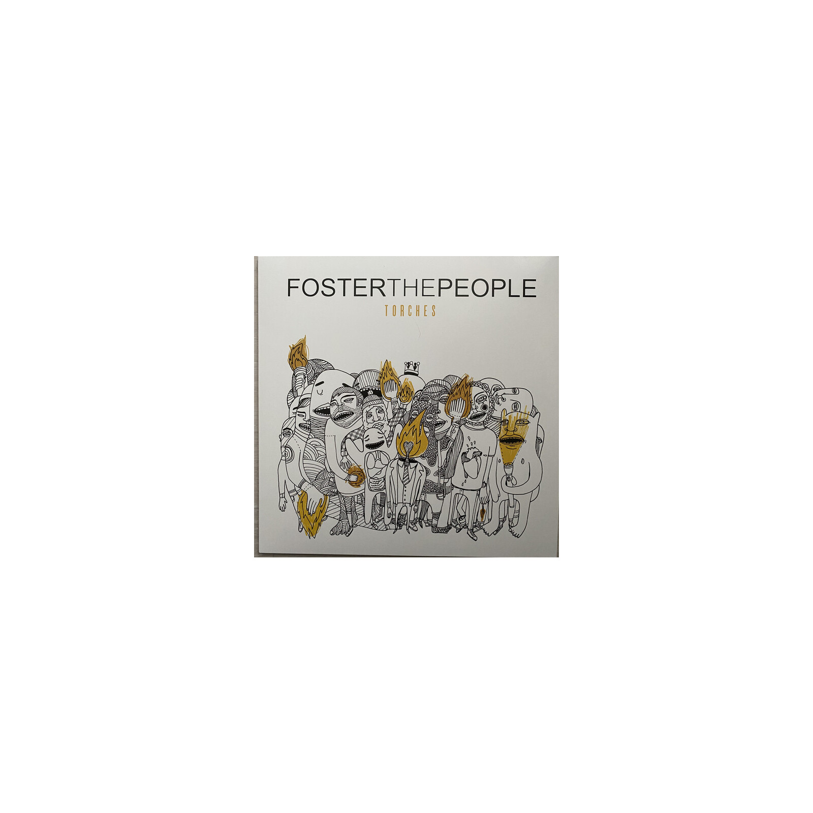 FOSTER THE PEOPLE - TORCHES 180G VINYL
