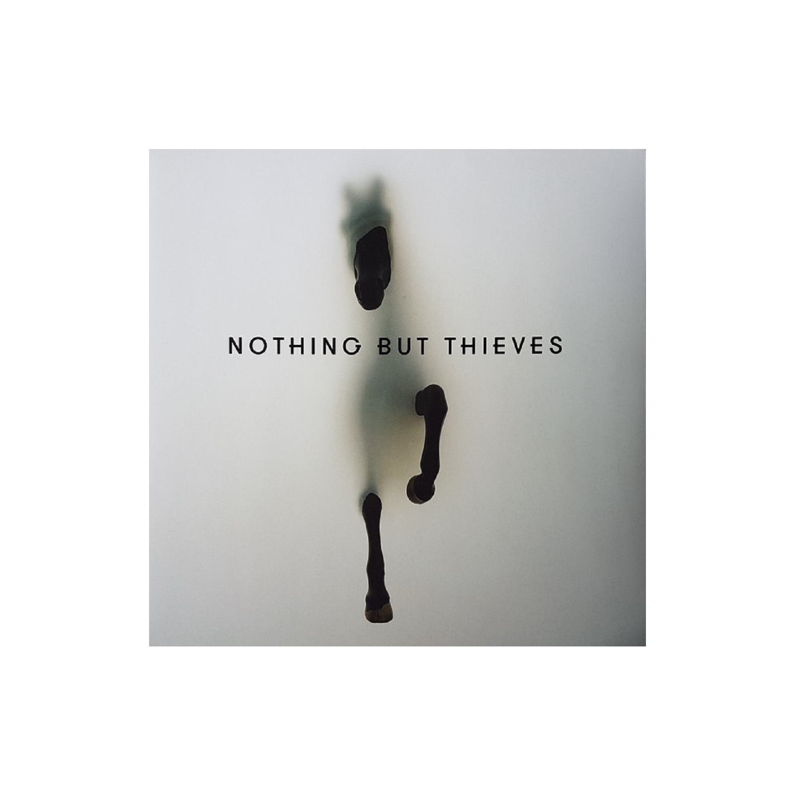 NOTHING BUT THIEVES (WHITE VINYL LP) - NOTHING BUT THIEVES
