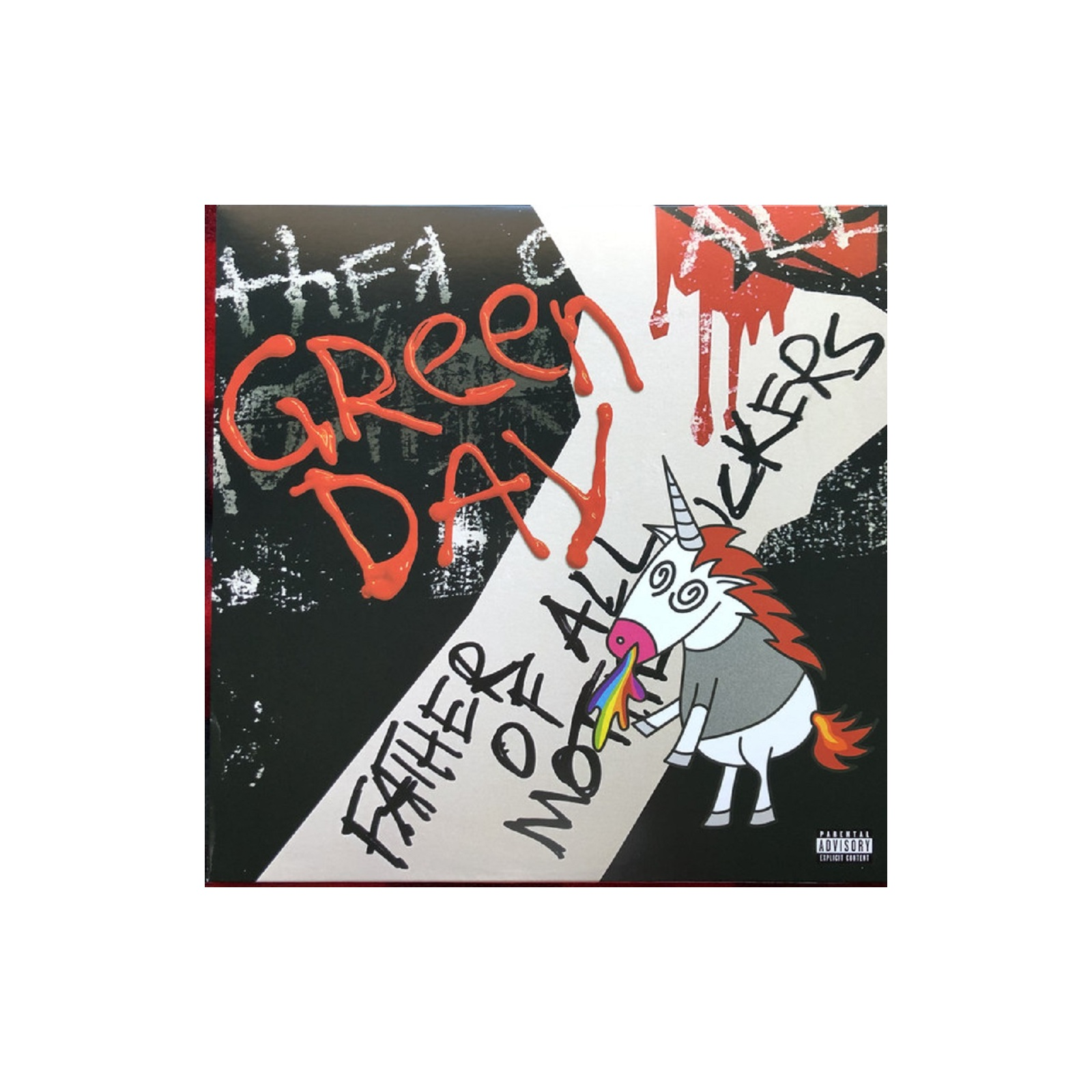 FATHER OF ALL...(STANDARD 140 GRAMS BLACK VINYL) GREEN DAY