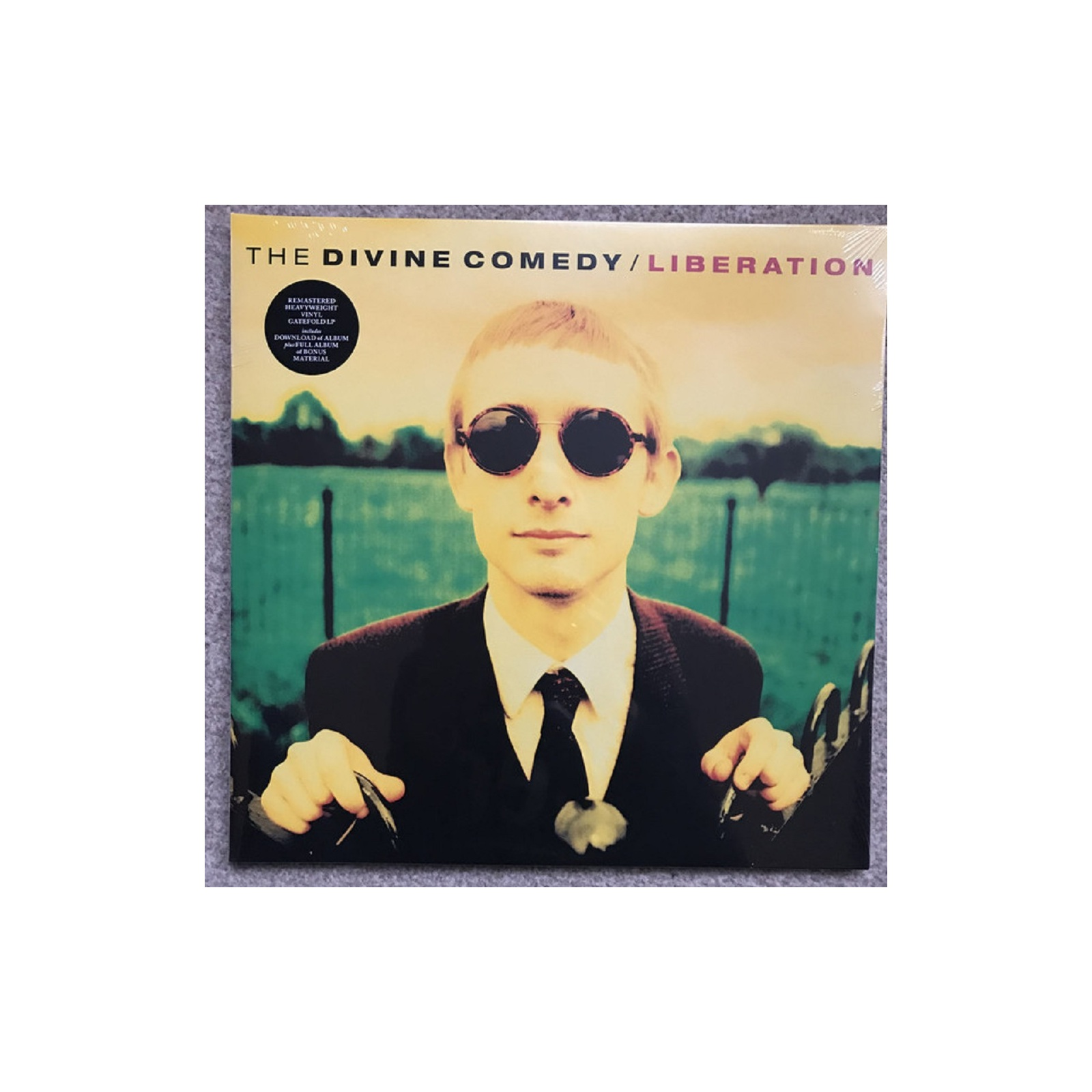 THE DIVINE COMEDY - LIBERATION (REISSUE, REMASTERED VINYL)