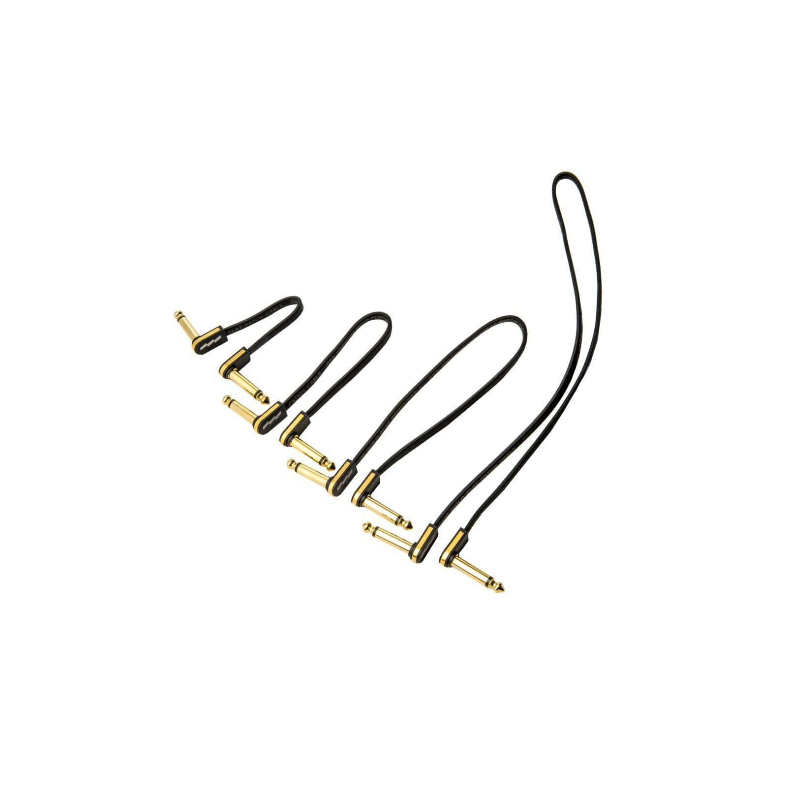 EBS 58CM GOLD PLATED PREMIUM PATCH CABLE