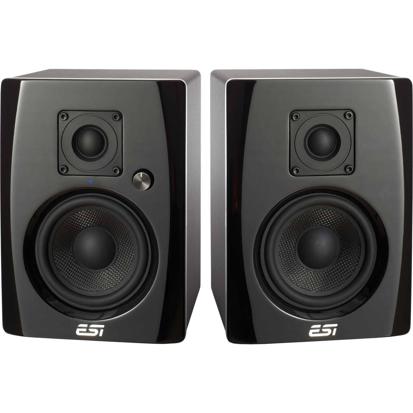 ESI Unik04 4 inch studio monitors pair