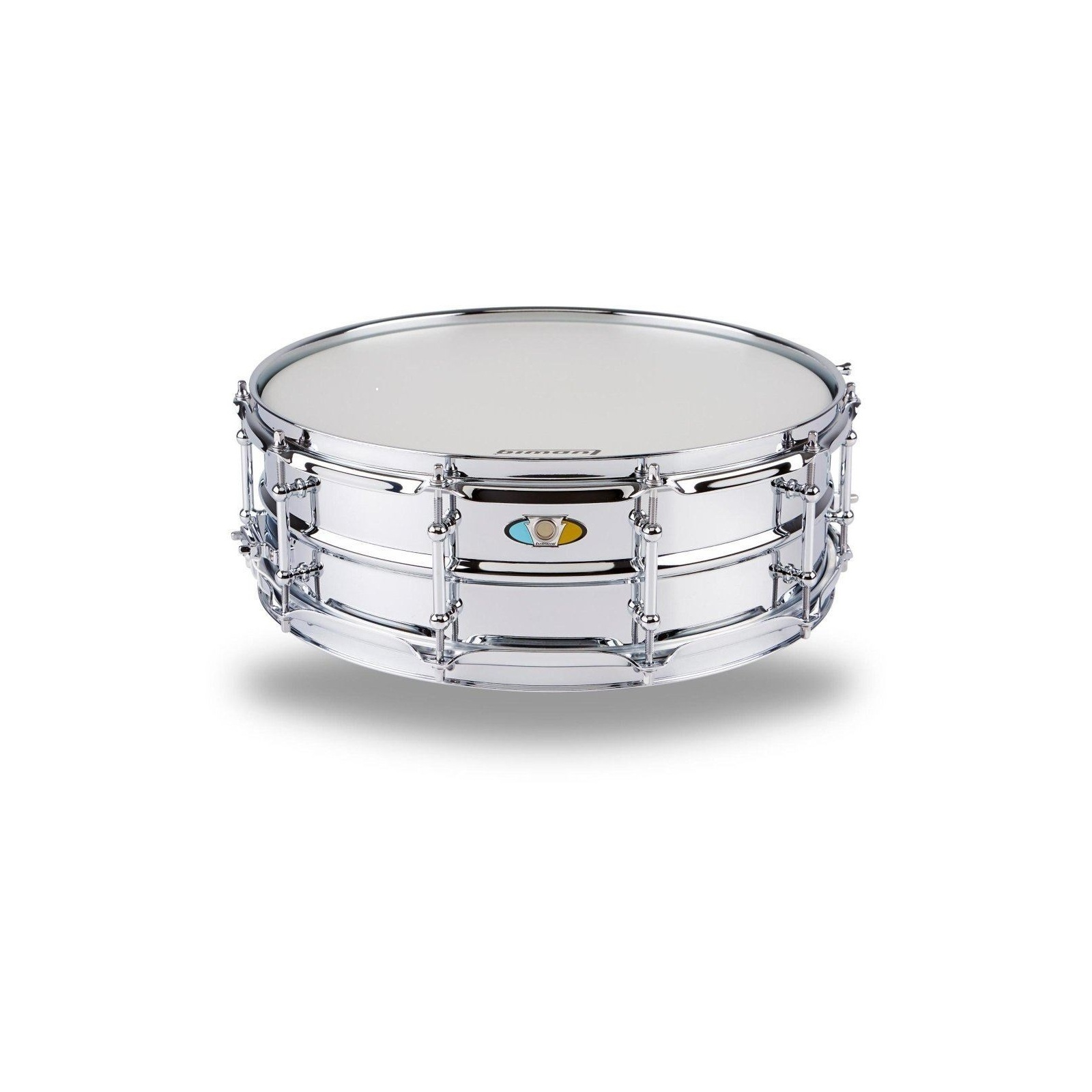 LUDWIG SUPRALITE STEEL SNARE 5 X 15
