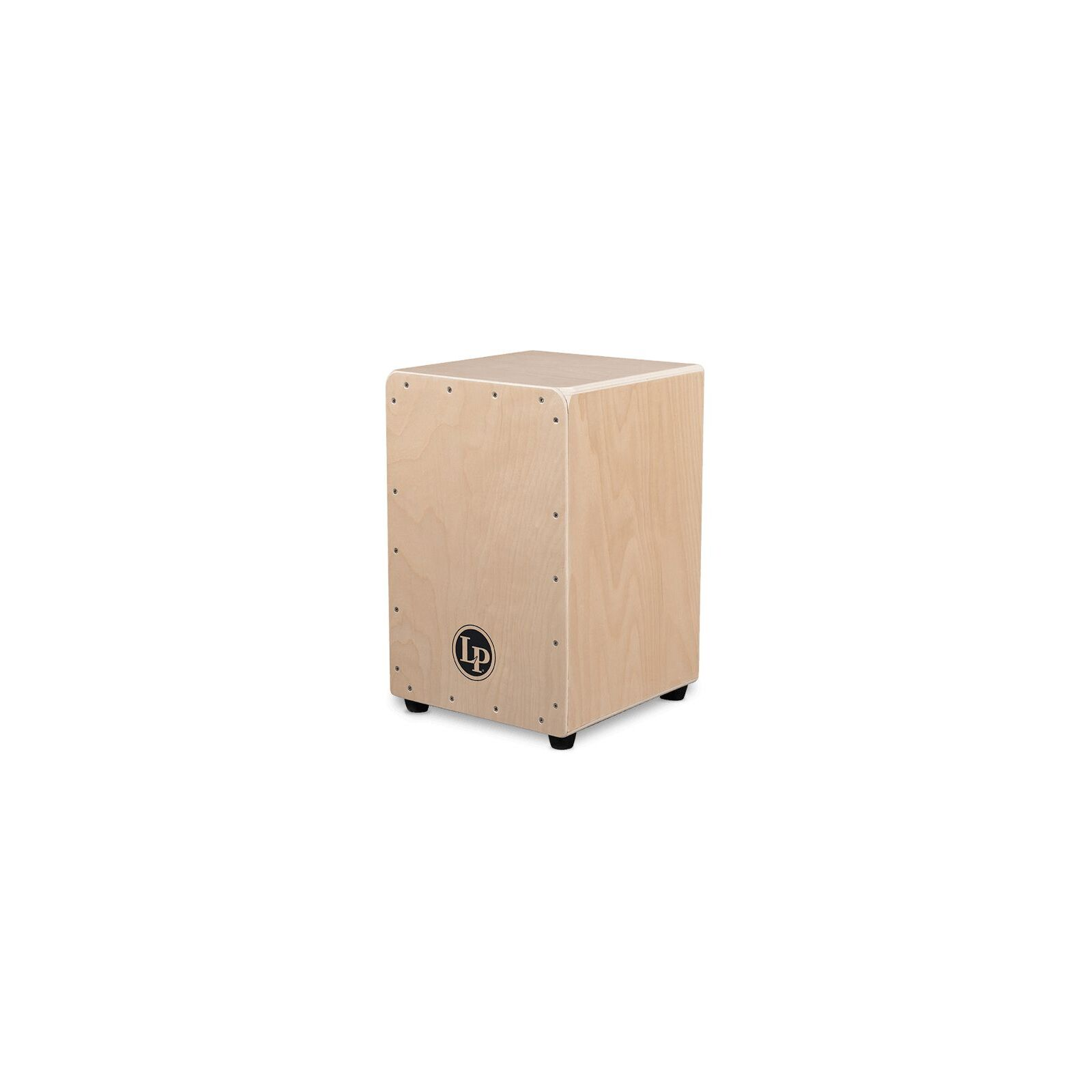 LP Percussion Aspire Natural Wire Cajon LPA1331 Birch/Poplar body