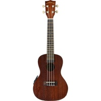 MAKALA MK-CE SATIN AGATHIS CLASSIC SERIES CONCERT UKULELE WITH PICKUP
