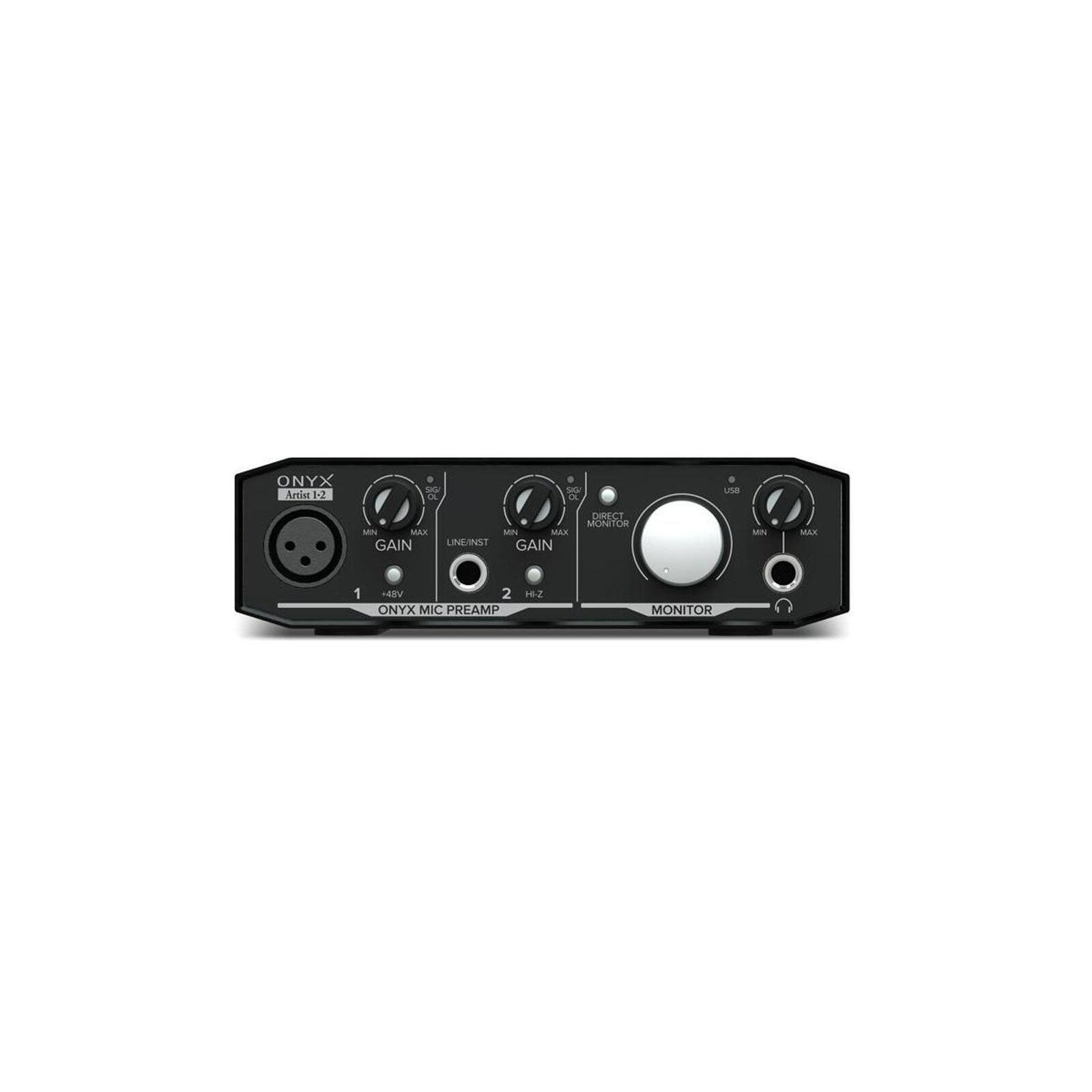 Mackie Onyx Artist 1-2 USB Recording Interface