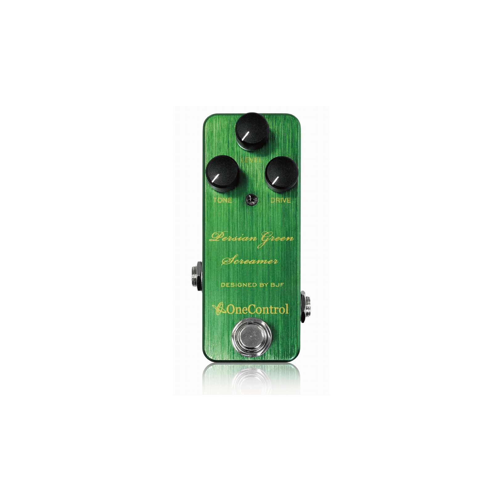 ONE CONTROL Persian Green Screamer BJF Vintage Tubescreamer Overdrive Pedal