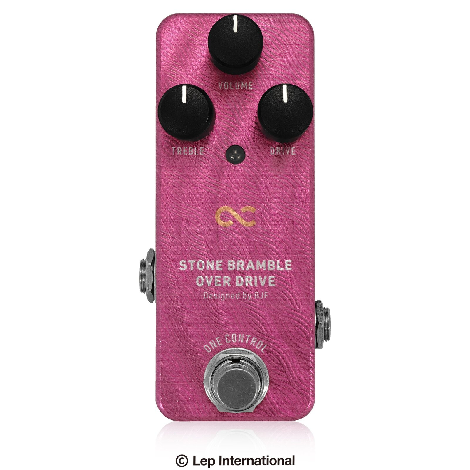 One Control Stone Bramble Overdrive BJF Series FX Overdrive Pedal