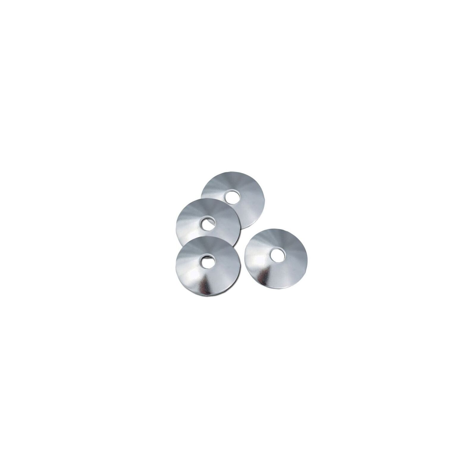 DIXON METAL CYMBAL WASHERS 4 PACK PAWSMCWHP