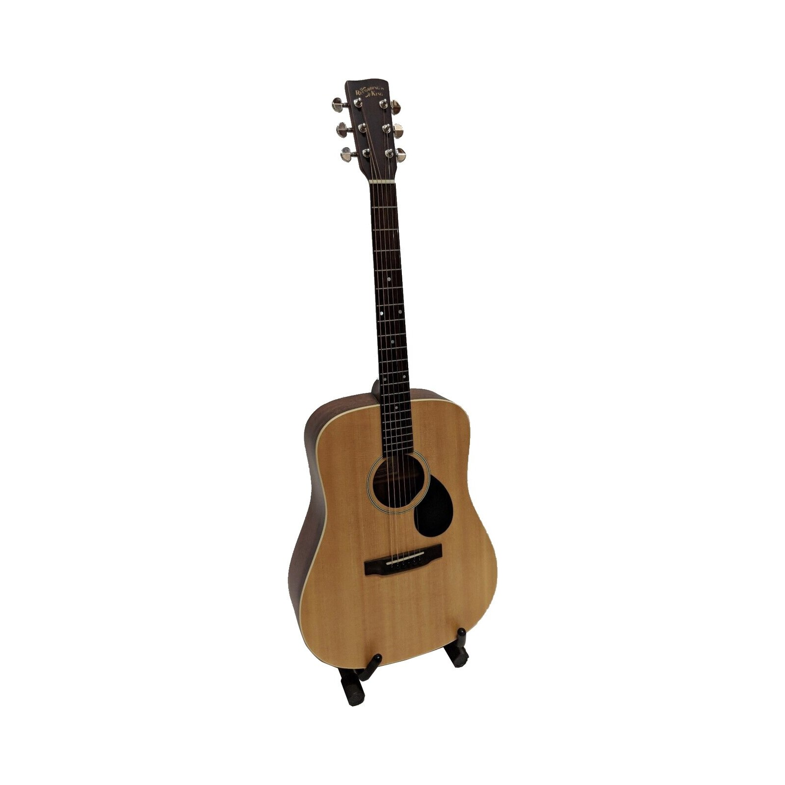 Recording King RD-G9M SOLID SPRUCE TOP - SOLID MAHOGANY BACK AND SIDES - ACOUSTIC GUITAR