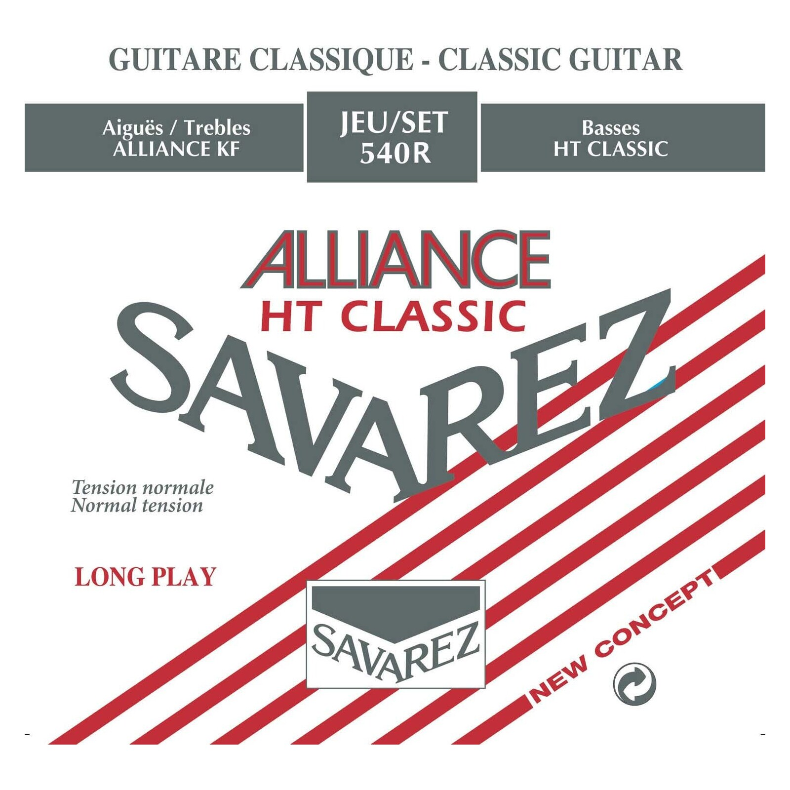 SAVAREZ ALLIANCE HT CLASSIC NORMAL TENSION 540R