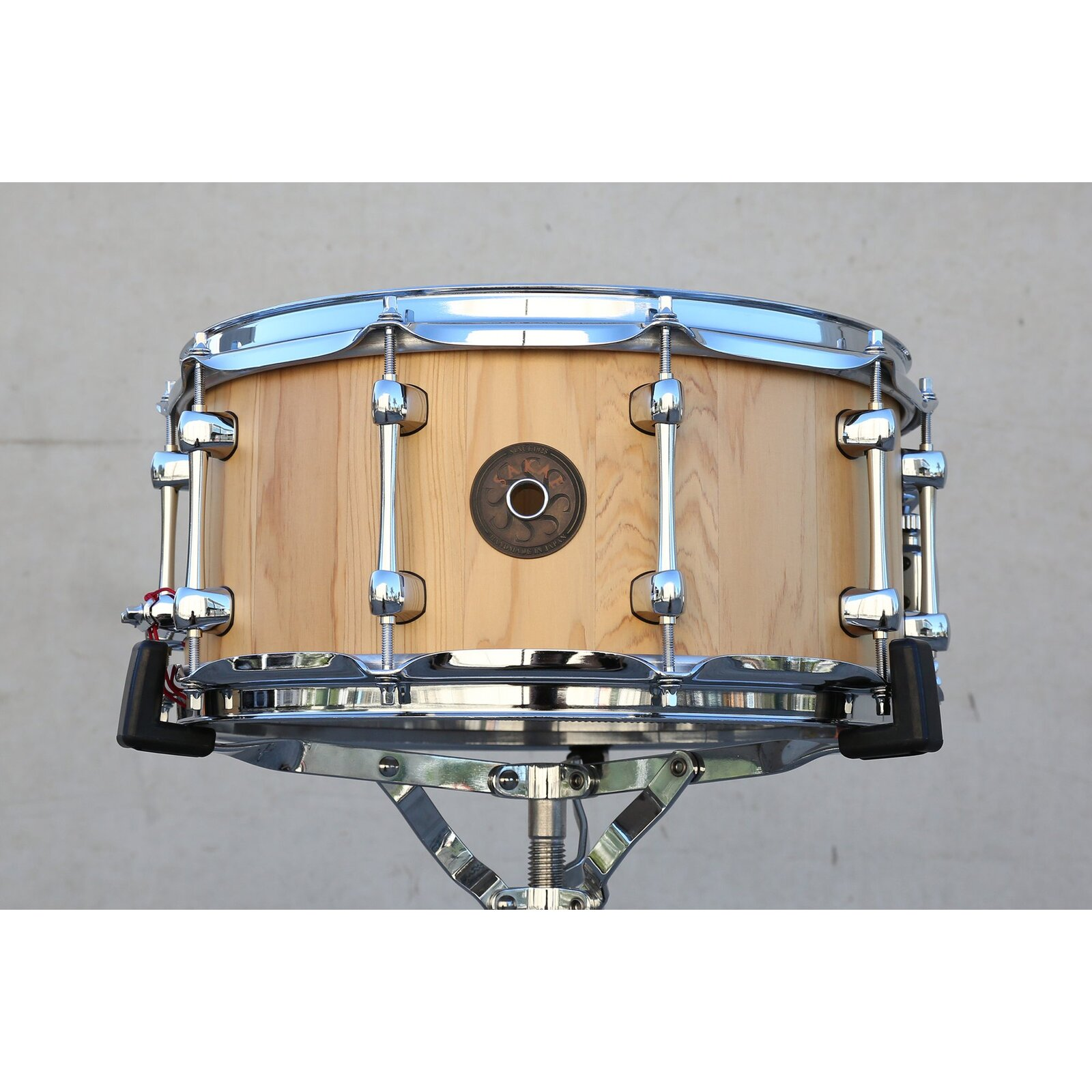 Sakae 14 X 6.5 Stave Snare Japanese Cypress Drum SDS1465JC