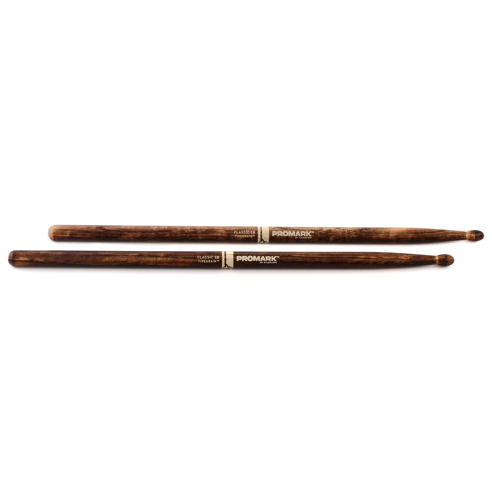 Promark Firegrain Classic 5BW Wood Tip Drum Sticks