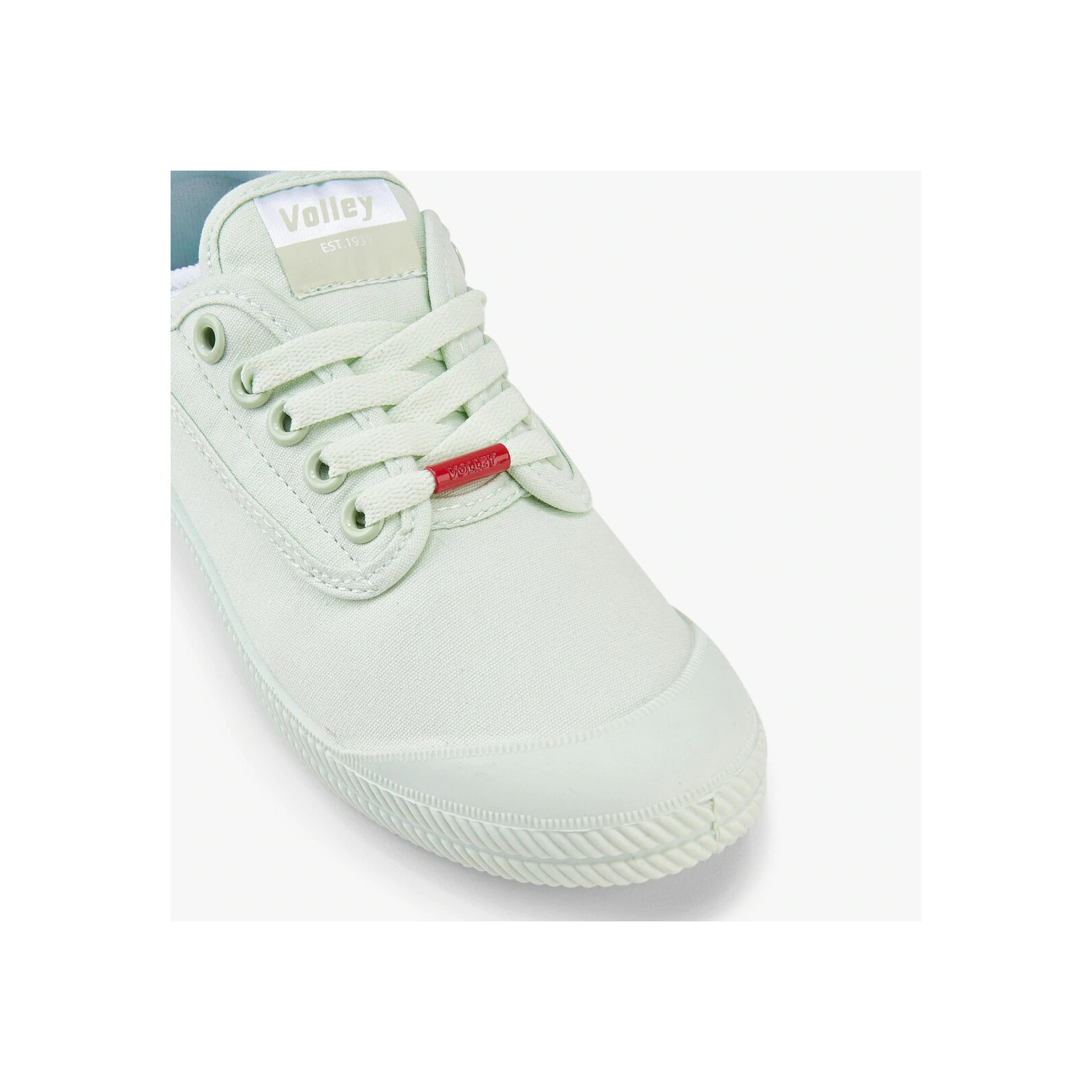 VOLLEY YOUTH INTERNATIONAL CANVAS SHOES MINT
