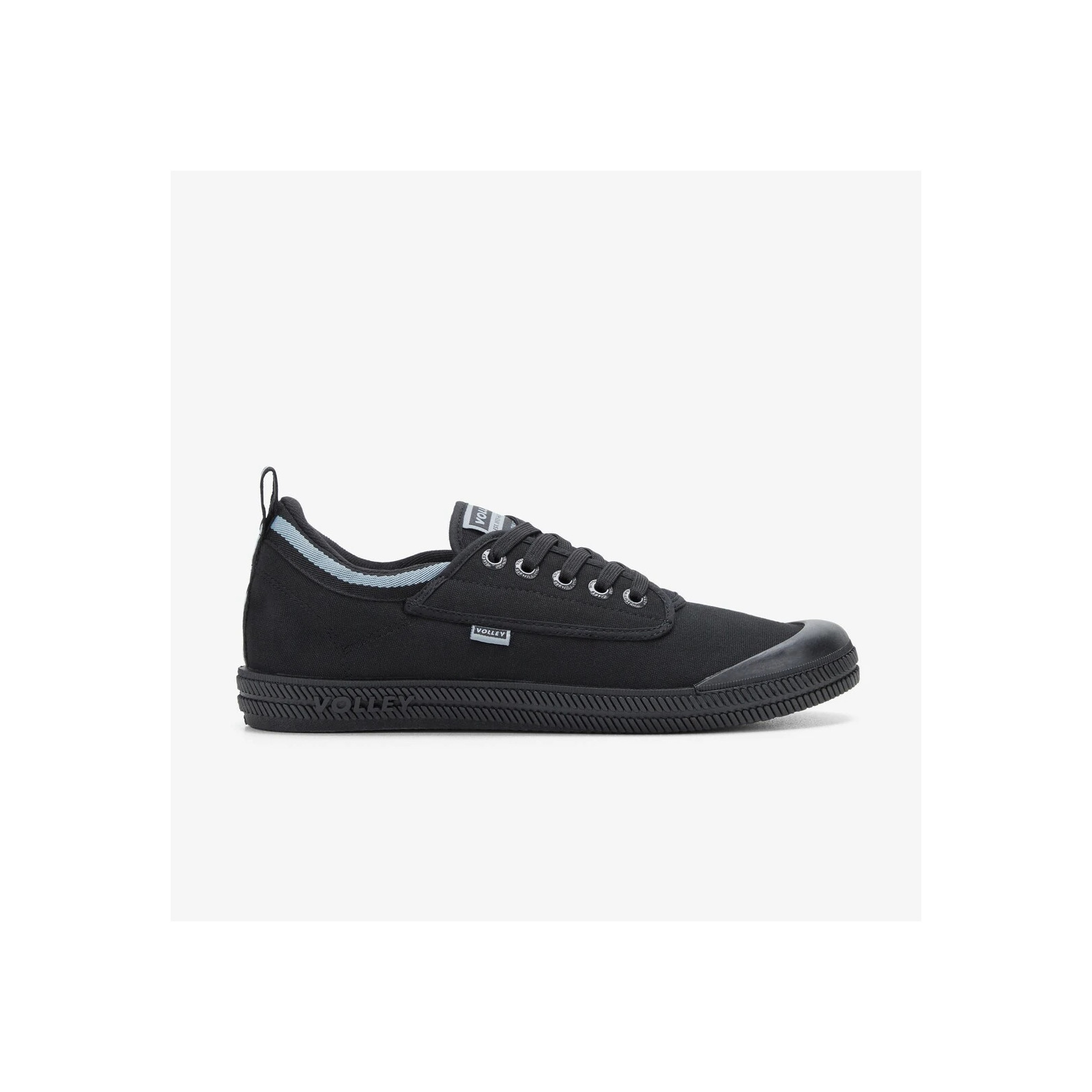 VOLLEY INTERNATIONAL LOW SHOES BLACK/DARK GREY