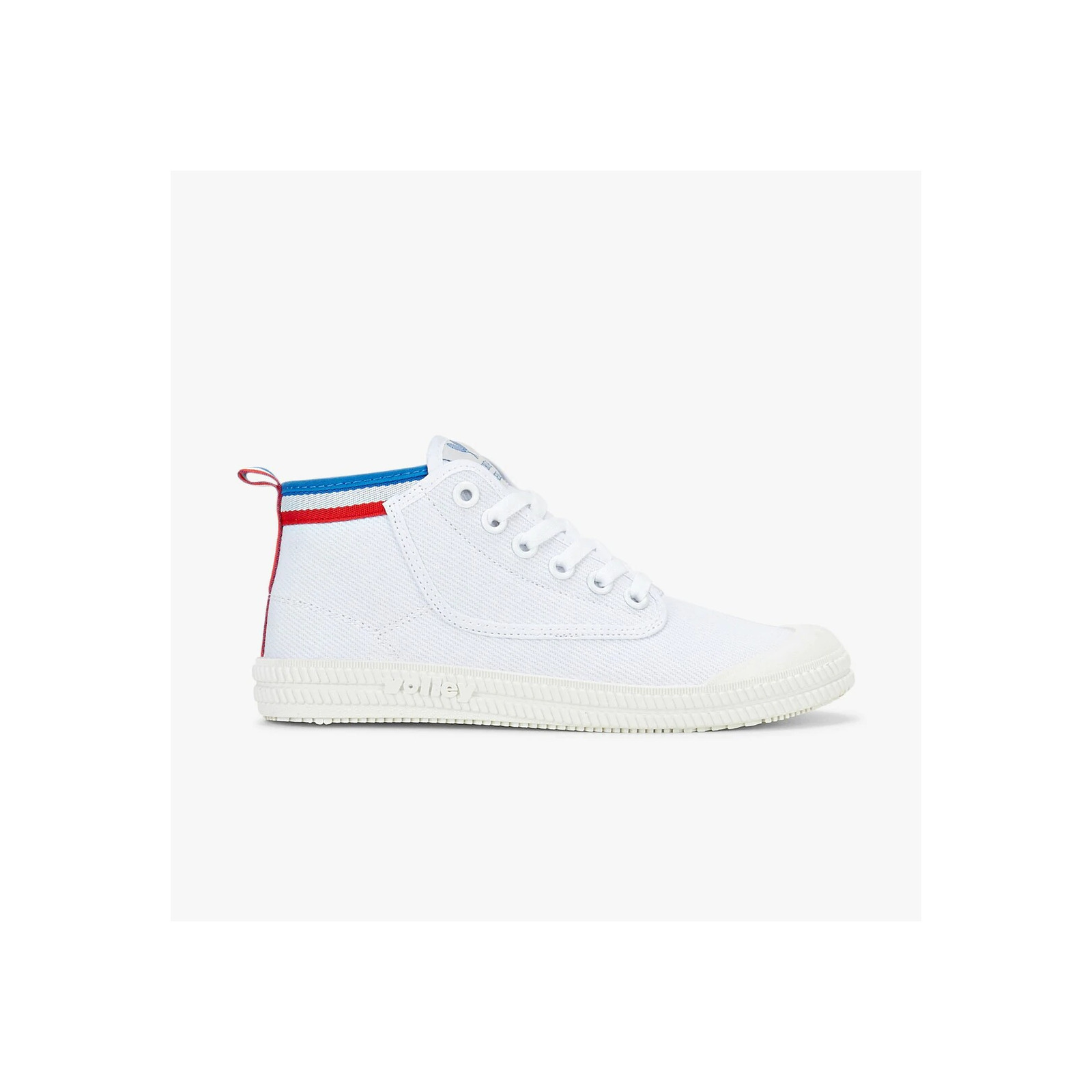 VOLLEY HERITAGE HIGH LEAP SHOES BLUE/WHITE/RED