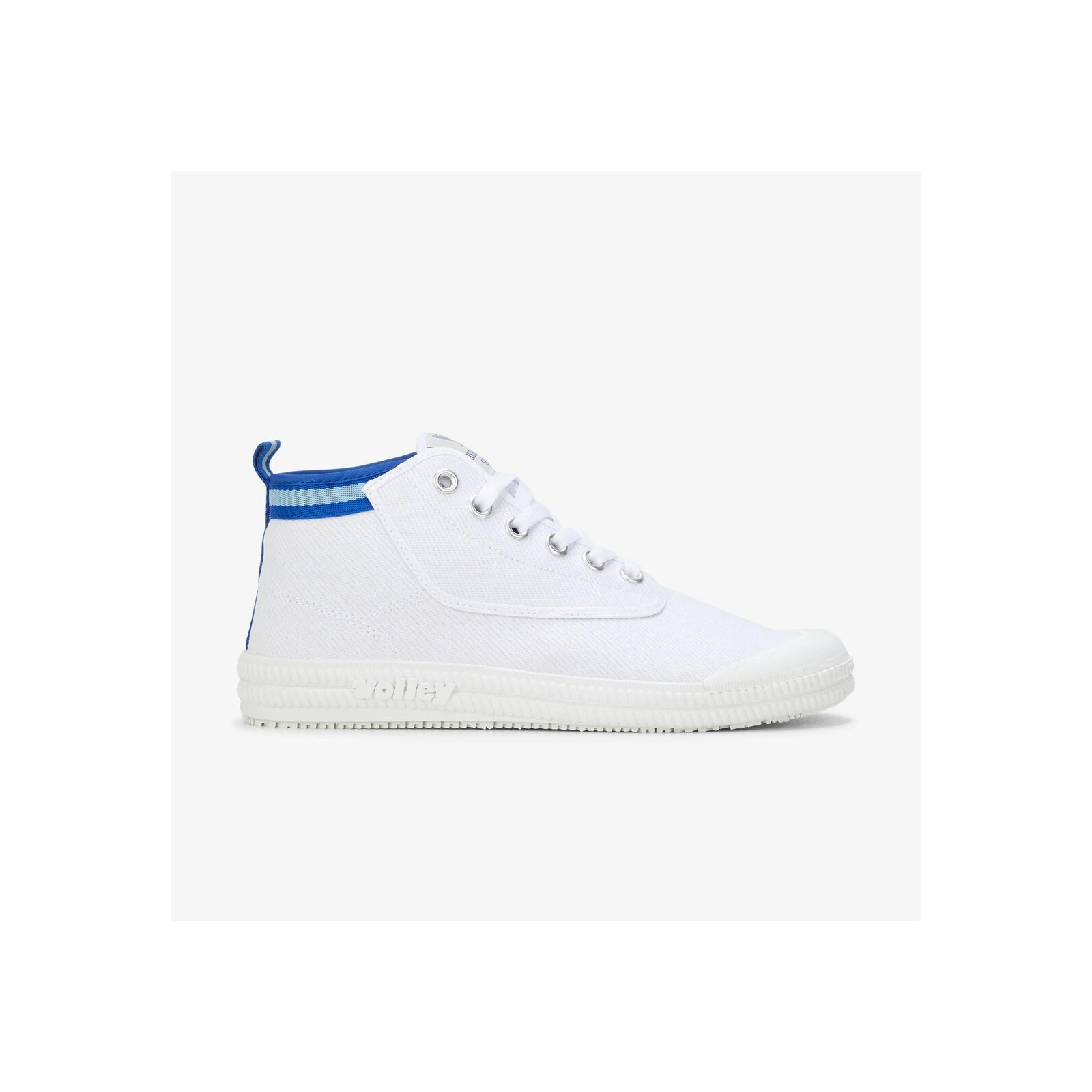 VOLLEY HERITAGE HIGH LEAP SHOES WHITE/BLUE